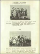 1957 Reynolds High School Yearbook Page 24 & 25