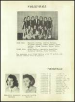 1957 Reynolds High School Yearbook Page 38 & 39