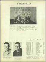 1957 Reynolds High School Yearbook Page 40 & 41