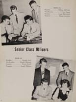 1954 St. George High School Yearbook Page 16 & 17