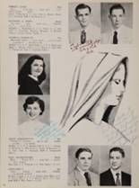 1954 St. George High School Yearbook Page 20 & 21