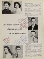 1954 St. George High School Yearbook Page 26 & 27
