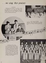 1954 St. George High School Yearbook Page 64 & 65