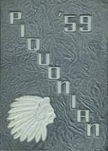 1959 Yearbook Piqua High School