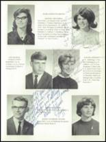 1967 Winthrop High School Yearbook Page 20 & 21
