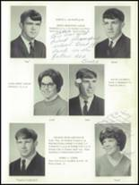 1967 Winthrop High School Yearbook Page 24 & 25