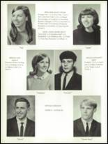 1967 Winthrop High School Yearbook Page 28 & 29
