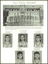 1967 Winthrop High School Yearbook Page 74 & 75