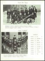1967 Winthrop High School Yearbook Page 84 & 85
