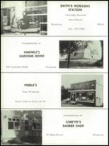 1967 Winthrop High School Yearbook Page 104 & 105