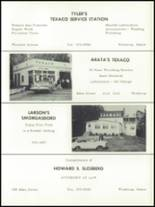 1967 Winthrop High School Yearbook Page 108 & 109