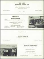 1967 Winthrop High School Yearbook Page 112 & 113