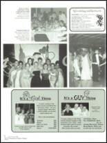 2000 Highlands High School Yearbook Page 28 & 29