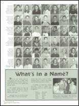 2000 Highlands High School Yearbook Page 56 & 57