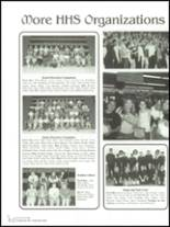 2000 Highlands High School Yearbook Page 116 & 117