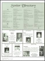 2000 Highlands High School Yearbook Page 152 & 153