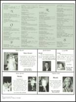 2000 Highlands High School Yearbook Page 156 & 157