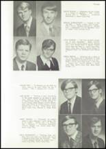 1970 Hartley School Yearbook Page 22 & 23