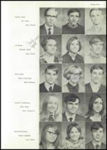 1970 Hartley School Yearbook Page 34 & 35
