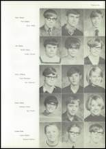 1970 Hartley School Yearbook Page 36 & 37