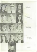 1970 Hartley School Yearbook Page 38 & 39