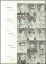 1970 Hartley School Yearbook Page 40 & 41