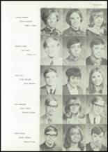 1970 Hartley School Yearbook Page 42 & 43