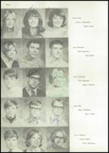 1970 Hartley School Yearbook Page 44 & 45
