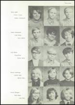 1970 Hartley School Yearbook Page 48 & 49