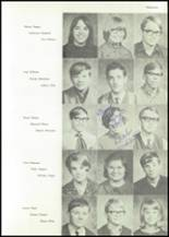 1970 Hartley School Yearbook Page 50 & 51