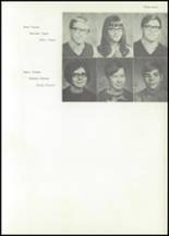 1970 Hartley School Yearbook Page 52 & 53