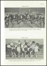 1970 Hartley School Yearbook Page 68 & 69