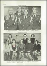1970 Hartley School Yearbook Page 72 & 73