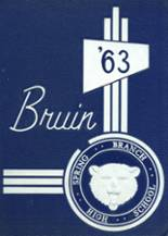 1963 Yearbook Spring Branch High School