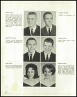 1965 Heber Springs High School Yearbook Page 32 & 33
