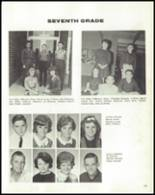 1965 Heber Springs High School Yearbook Page 56 & 57