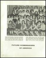 1965 Heber Springs High School Yearbook Page 118 & 119
