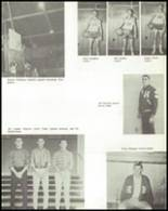 1965 Heber Springs High School Yearbook Page 136 & 137
