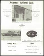 1965 Heber Springs High School Yearbook Page 158 & 159