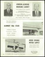 1965 Heber Springs High School Yearbook Page 160 & 161