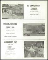 1965 Heber Springs High School Yearbook Page 166 & 167