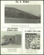 1965 Heber Springs High School Yearbook Page 170 & 171