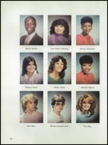 1984 Riverside High School 205 Yearbook Page 38 & 39
