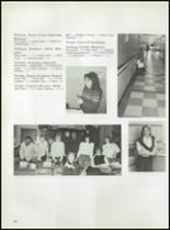 1984 Riverside High School 205 Yearbook Page 64 & 65