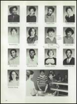 1984 Riverside High School 205 Yearbook Page 70 & 71