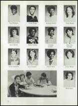1984 Riverside High School 205 Yearbook Page 76 & 77
