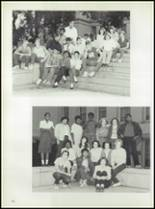 1984 Riverside High School 205 Yearbook Page 86 & 87