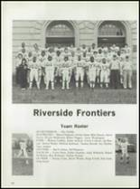 1984 Riverside High School 205 Yearbook Page 102 & 103