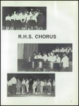 1984 Riverside High School 205 Yearbook Page 154 & 155