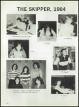 1984 Riverside High School 205 Yearbook Page 162 & 163